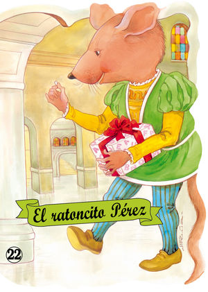 EL RATONCITO PEREZ (CUENTOS CLASICOS) - COMBEL