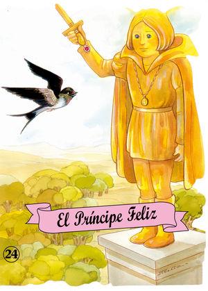EL PRINCIPE FELIZ (CUENTOS CLASICOS) - COMBEL
