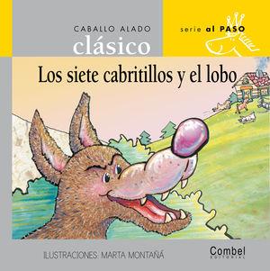 SIETE CABRITILLOS Y EL LOBO.(CABALLO ALADO)