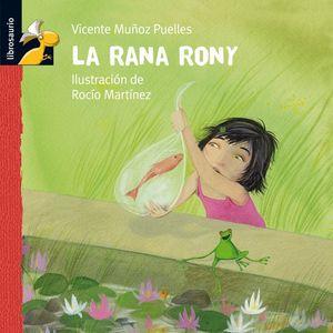 RANA RONY, LA                       LIBROSAURIO AMARILLO