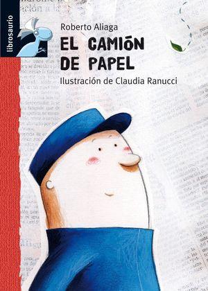 EL CAMIÓN DE PAPEL