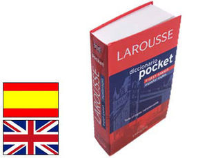 DICCIONARIO LAROUSSE POCKET ENGLISH-SPANISH  ESPAÑOL - INGLES
