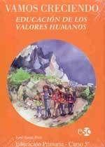 VAMOS CRECIENDO 50.PRIM.(ED.VALORES HUMANOS)