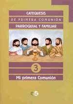 CATEQUESIS.PRIMERA COMUNION 3.