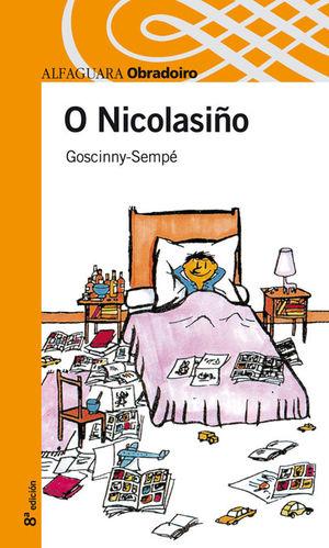 O NICOLASIÑO - SEMPE/GOSCINNY - ALFAGUARA OBRADOIRO