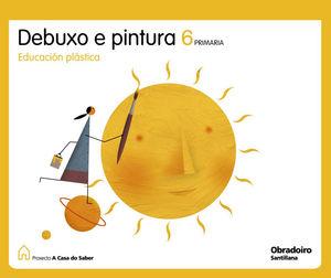 DEBUXO E PINTURA ESPIRAL 6º (G) (2009) - CASA