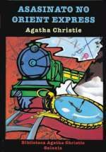 ASASINATO NO ORIENT EXPRESS - AGATHA CHRISTIE - GALAXIA