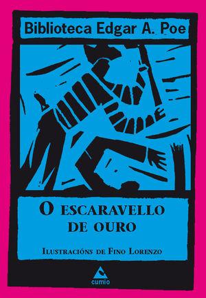 2.ESCARAVELLO DE OURO.(BIBL.EDGAR A.POE)