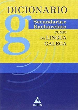 DICIONARIO CUMIO SECUNDARIA-BACHARELATO LINGUA
