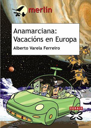 ANAMARCIANA: VACACIÓNS EN EUROPA