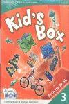 (10).KID'S BOX 3O.PRIM.(ACTIVITY+CDROM)