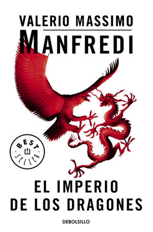496*14.IMPERIO DE LOS DRAGONES.(BEST-SELLER BOLSILLO)