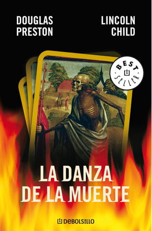 361*10.DANZA DE MUERTE (BEST-SELLER BOLSILLO)