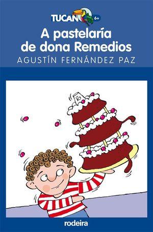(G).11.PASTELARIA DE DONA REMEDIOS (TUCAN +6 AZUL