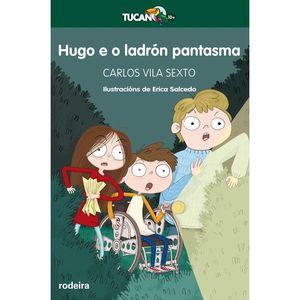 HUGO E O LADRON PANTASMA / TUCAN