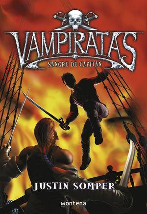 VAMPIRATAS III. SANGRE DE CAPITAN