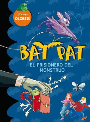 BAT PAT.PRISIONERO DEL MONSTRUO.(CON OLORES) CARTONE