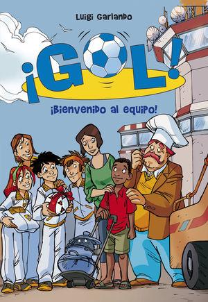 17 BIENVENIDO AL EQUIPO (SERIE GOL)