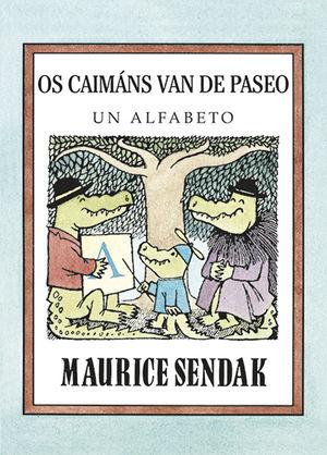 OS CAIMÁNS VAN DE PASEO. UN ALFABETO