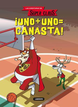 ¡UNO + UNO = CANASTA! LAS AVENTURAS DE SUPER CLAUS