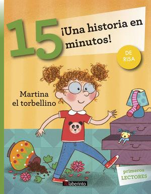 ¡UNA HISTORIA EN 15 MINUTOS! MARTINA EL TORBELLINO