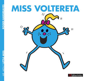 MISS VOLTERETA -  LITTLE MISS - LIBRO DE EMOCIONES