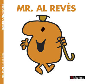 MR AL REVES - MR MEN - LIBRO DE EMOCIONES
