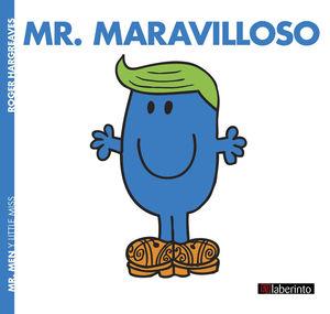 MR MARAVILLOSO - MR MEN - LIBRO DE EMOCIONES