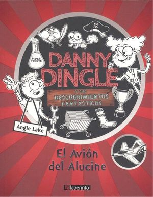 AVIÓN DEL ALUCINE DANNY DINGLE