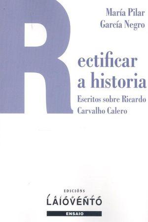 RECTIFICAR A HISTORIA