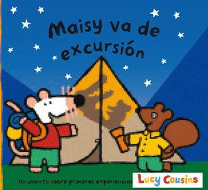 MAISY VA DE EXCURSION - LUCY COUSINS - SERRES