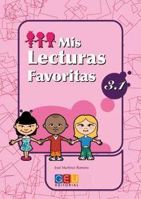 MIS LECTURAS FAVORITAS 3.1