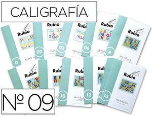 DIBUJO RUBIO 09