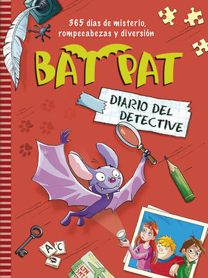 DIARIO DEL DETECTIVE BAT PAT