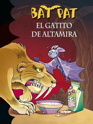 EL GATITO DE ALTAMIRA (SERIE BAT PAT 32)