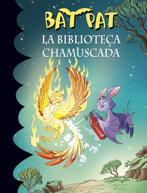 41 LA BIBLIOTECA CHAMUSCADA /BAT PAT