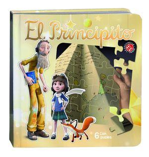 EL PRINCIPITO CON 6 PUZZLES