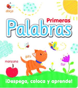 ¡DESPEJA, COLOCA Y APRENDE! PRIMERAS PALABRAS