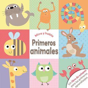 MIRA Y HABLA PRIMEROS ANIMALES