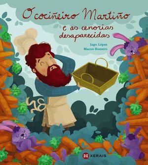 O COCIÑEIRO MARTIÑO E AS CENORIAS DESAPARECIDAS