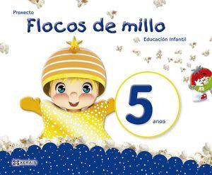 FLOCOS DE MILLO 5 ANOS. MÉTODO COMPLETO