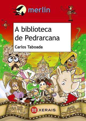 A BIBLIOTECA DE PEDRARCANA