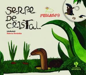 SERPE DE CRISTAL