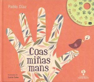 COAS MIÑAS MANS +CD