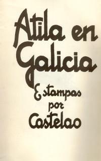 ATILA EN GALICIA (ALBUM)