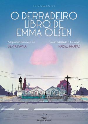 O DERRADEIRO LIBRO DE EMMA OLSEN (NOVELA GRÁFICA)