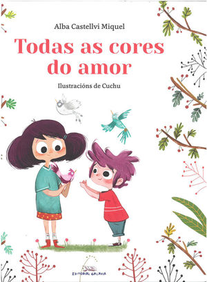 TODAS AS CORES DO AMOR