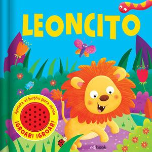 LEONCITO - SONIDOS DIVERTIDOS - LIBRO DE SONIDOS