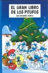 EL GRAN LIBRO DE LOS PITUFOS SUS MEJORES COMICS