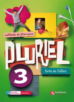 PLURIEL 3 LIVRE DE ELEVE